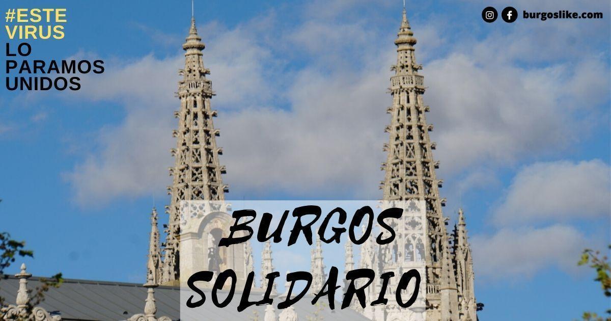 Guía de servicios Burgos Solidario de BurgosLike.com