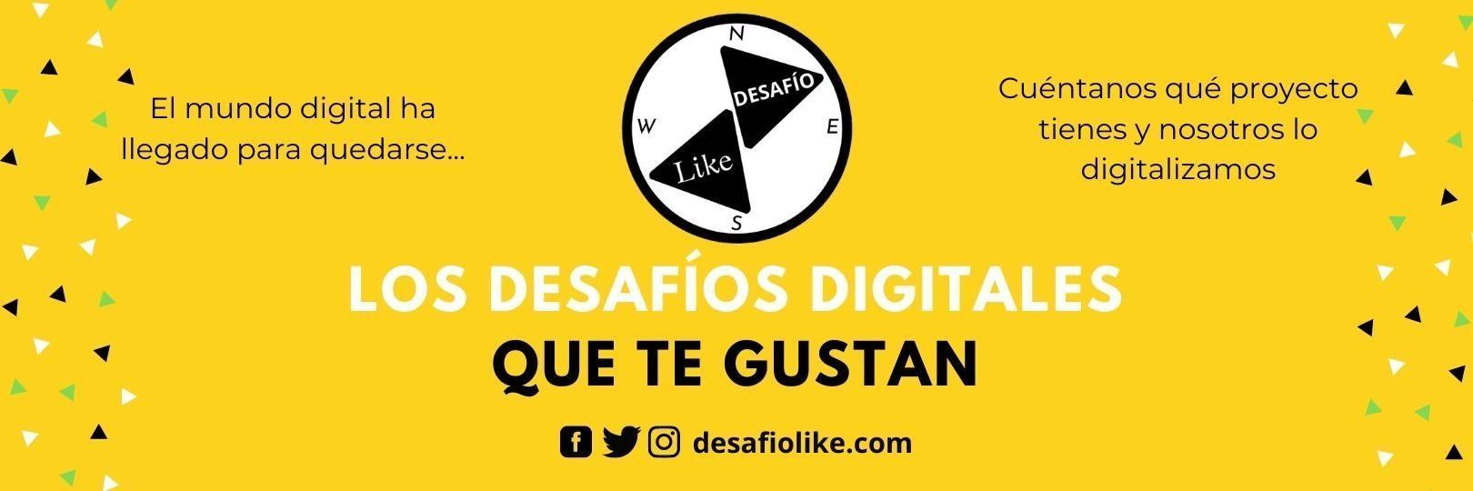 Proyectos digitales Desafío Like